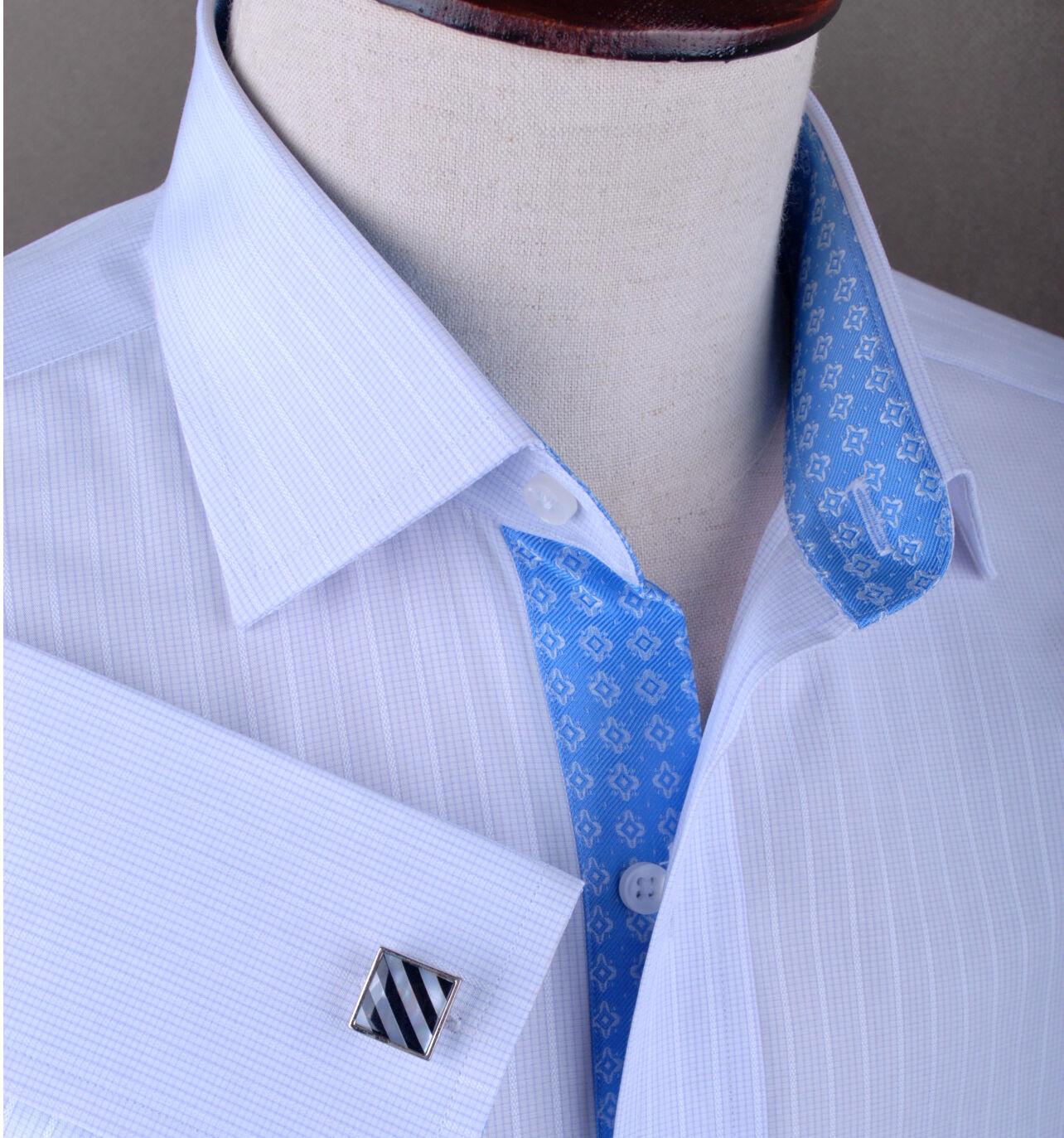Vintage Formal & Geschäft Dress Shirt  Herren Designer Everyday Geschäft Casual Tie