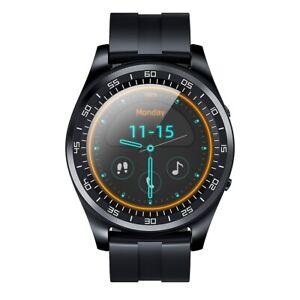 Dorado-t20-premium-Bluetooth-reloj-sumergible-redondo-IPs-display-Android-iOS