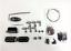 thumbnail 4 - KOLOSS GT-4 Chambered Aluminum Body Electric Guitar DIY Kit Package