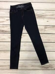 63425d850c4 Old Navy Womens Size 2 Rockstar Denim Jeans Dark Wash Mid-Rise ...
