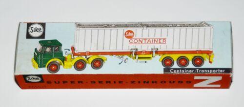 Reprobox Siku V 318 Container Transporter