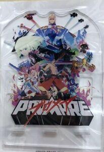 Promare-Movie-Theater-Limitado-Acrilico-Soporte-Trigger-Imaishi-Hiroyuki-Anime