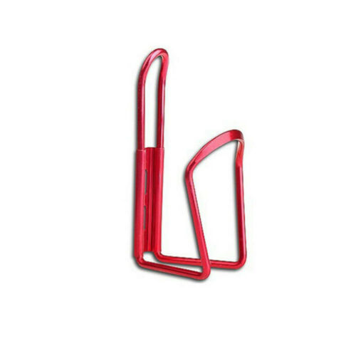 New Aluminum Alloy Bike Bicycle Cycling Rack Holder Cage Drink Water Case Basket