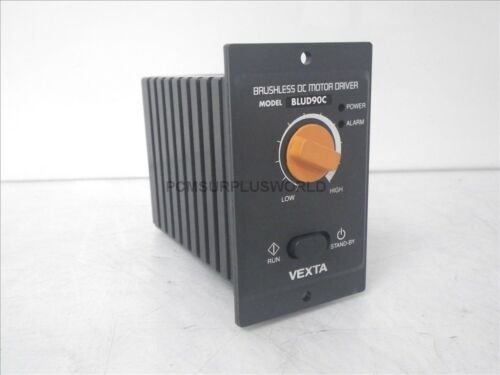 Used and Tested BLUD90C Oriental Motor Vexta brushless DC motor driver 200-230V