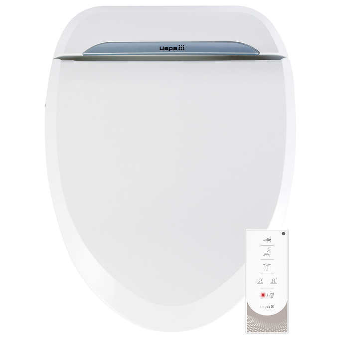 Bio Bidet Uspa 6800 Luxury Bidet Seat Elongated White For Sale Online