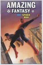 AMAZING FANTASY # 15 - SPIDER-MAN - GERMAN REPRINT / VARIANT - MARVEL - TOP