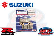 NEW GENUINE SUZUKI 2005 - 2006 GSXR 100 GSX-R OEM FACTORY FRONT BRAKE PADS