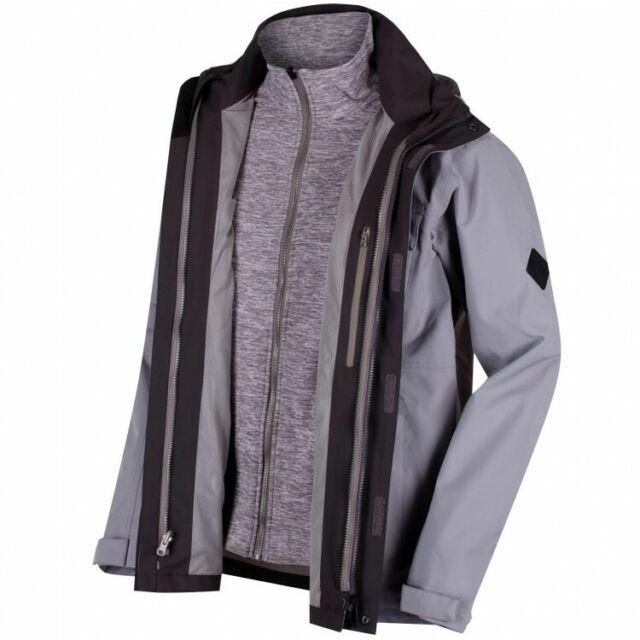 Trespass Mens Brano 3-in-1 Jacket
