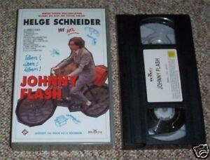 VHS-Johnny-Flash-Helge-Schneider