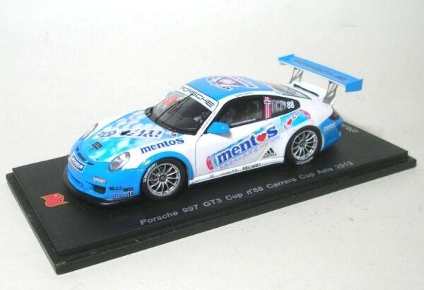 Porsche 997 GT3 Cup No.88 Egidio Perfetti - Carrera Cup Asia 2013