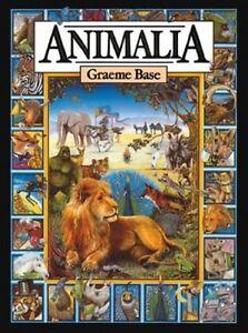 ANIMALIA GRAEME BASE PDF