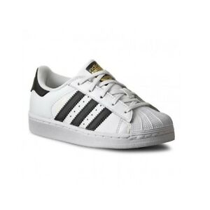 ADIDAS-SUPERSTAR-K-FOUNDATION-BA8378-ORIGINALI-BAMBINO-BAMBINA