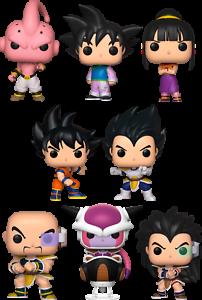 más orden Vinilo Pop  - - - Dragon Ball Z-Frieza Saga Paquete de vinilo Pop  (juego de 8)  comprar mejor