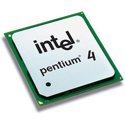 Intel Pentium 4 CPU 3200 Mhz 2 Mo Cachette 800mhz Prise 775 Plga775 Sl94x #O219