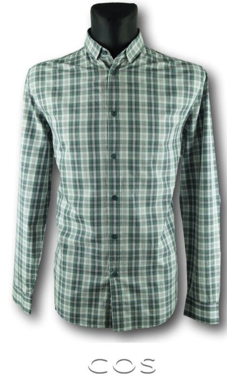 Cos Skandinavisches Design Gr.s Herrenhemd Karohemd Herren Hemd //0183