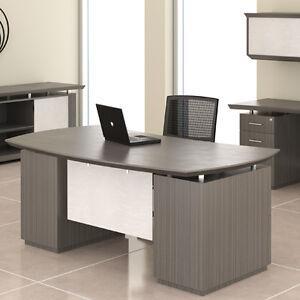 modern executive desk optional hutch credenza private office room