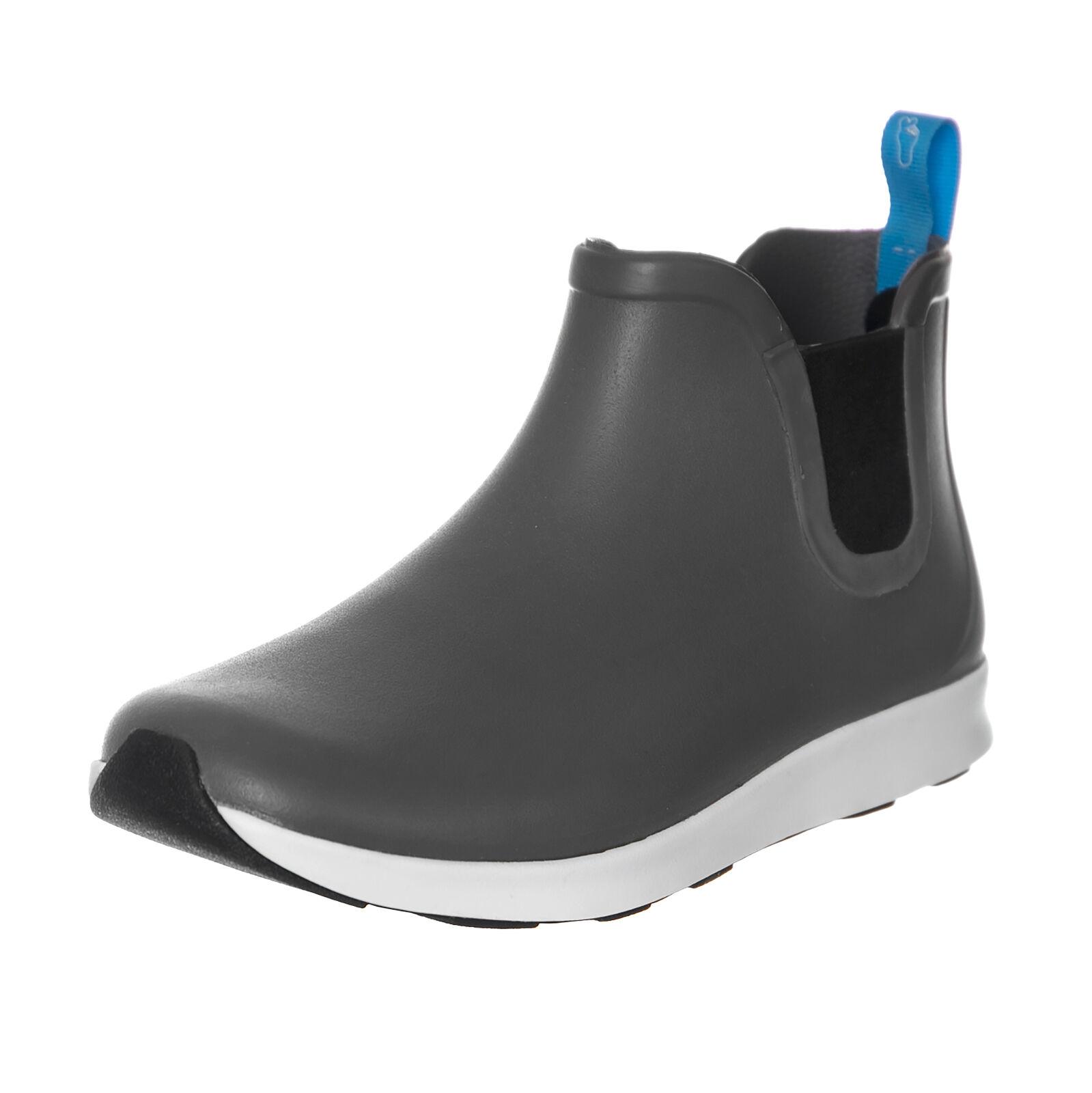 Native Sneakers Ap Rain Dublin Grey Shell White Jiffy Rubber grey
