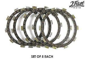 Yamaha-Clutch-Friction-Disc-Set-of-5-3HA-16321-00-OEM-Replacement-AT1-AT2-AT3