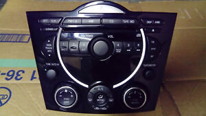Details about Mazda RX8 Bose Stereo Headunit 6 CD Changer Firmware v10 01