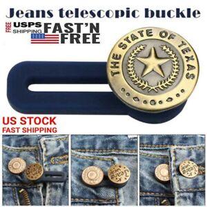 5Pcs-Jeans-Retractable-Button-Adjustable-Detachable-Extended-Button-For-Pants