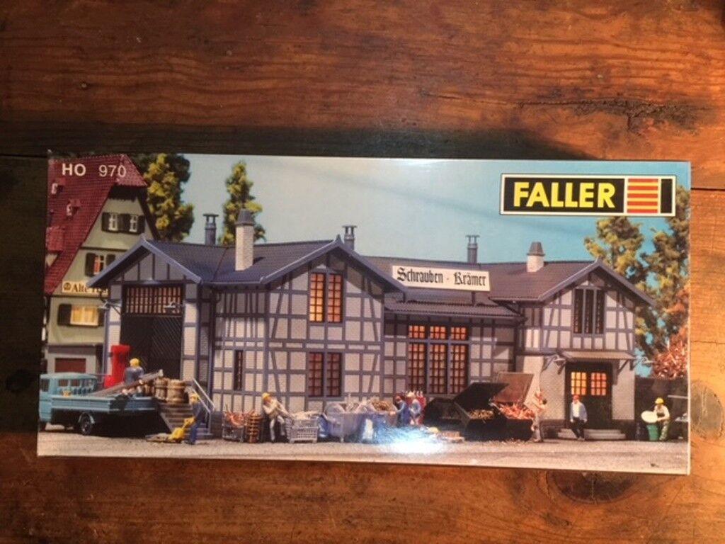 Faller  Kramer Screws and Bolts  HO 970 Sealed in Box