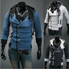 USA Seller Assassin's 7 Hoodie Costume Jacket Cosplay Clothes Coat