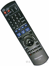 New Panasonic N2QAYB000196 Remote for DMR-EZ28 DVD Recorders - US SELLER