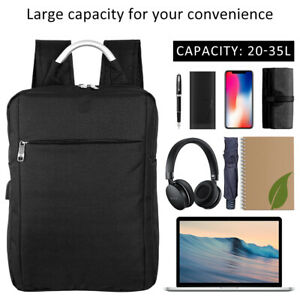 Mochila-15-6-034-Ordenador-Portatil-Laptop-Tablet-Bolso-Escolar-Maletin-Negocios