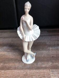 Details about Vintage Levante Porcelain Ballerina Figurine Made In Spain