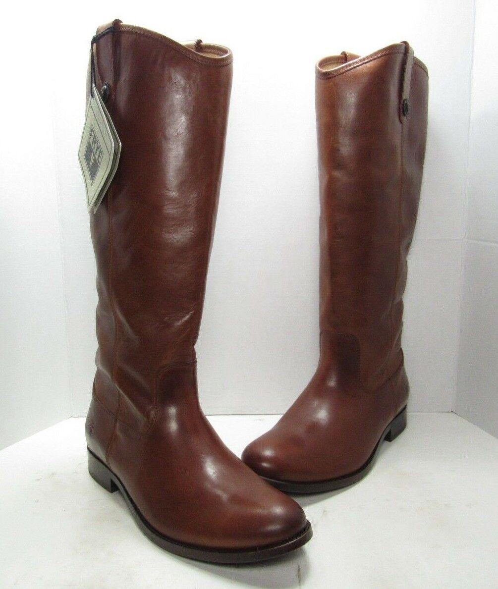 Frye Melissa Button 2 Boots, Women's Size 10 Medium (B630)