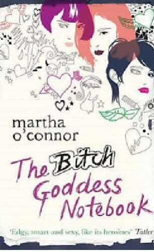 1 of 1 - MARTHA O'CONNOR __ THE BITCH GODDESS NOTEBOOK ___ BRAND NEW __ FREEPOST UK