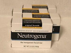 Neutrogena facial bar ingredients keep the