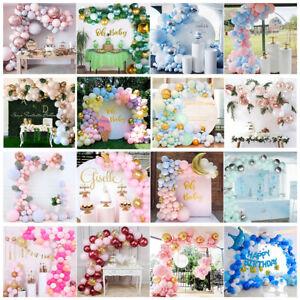 Confettis-Latex-Ballon-Arch-Kit-Guirlande-Mariage-Baby-Shower-Fete-D-039-Anniversaire-Decoration