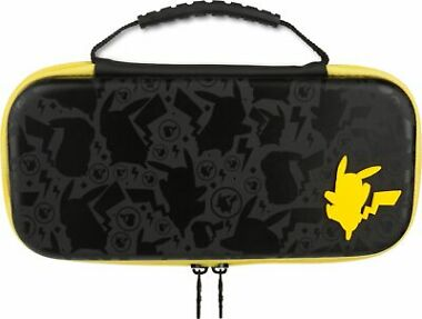 PowerA Pikachu Silhouette Protection Case for Nintendo Switch