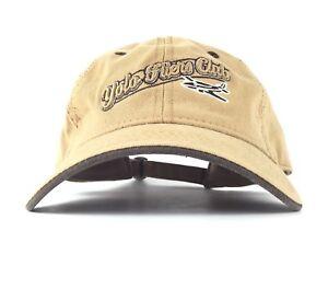 85c4a70b8 Yolo Fliers Club (Golf Course) Baseball Cap Hat Adj Men's Size The ...