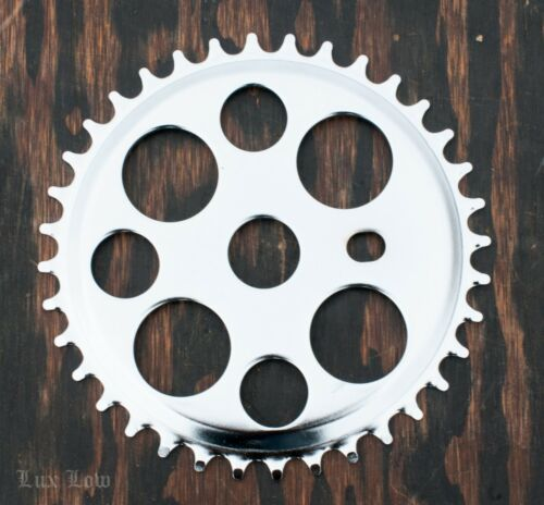 Lucky 7 Bike Sprocket 36t Vintage Schwinn Stingray Bicycle Chainring LowriderBMX