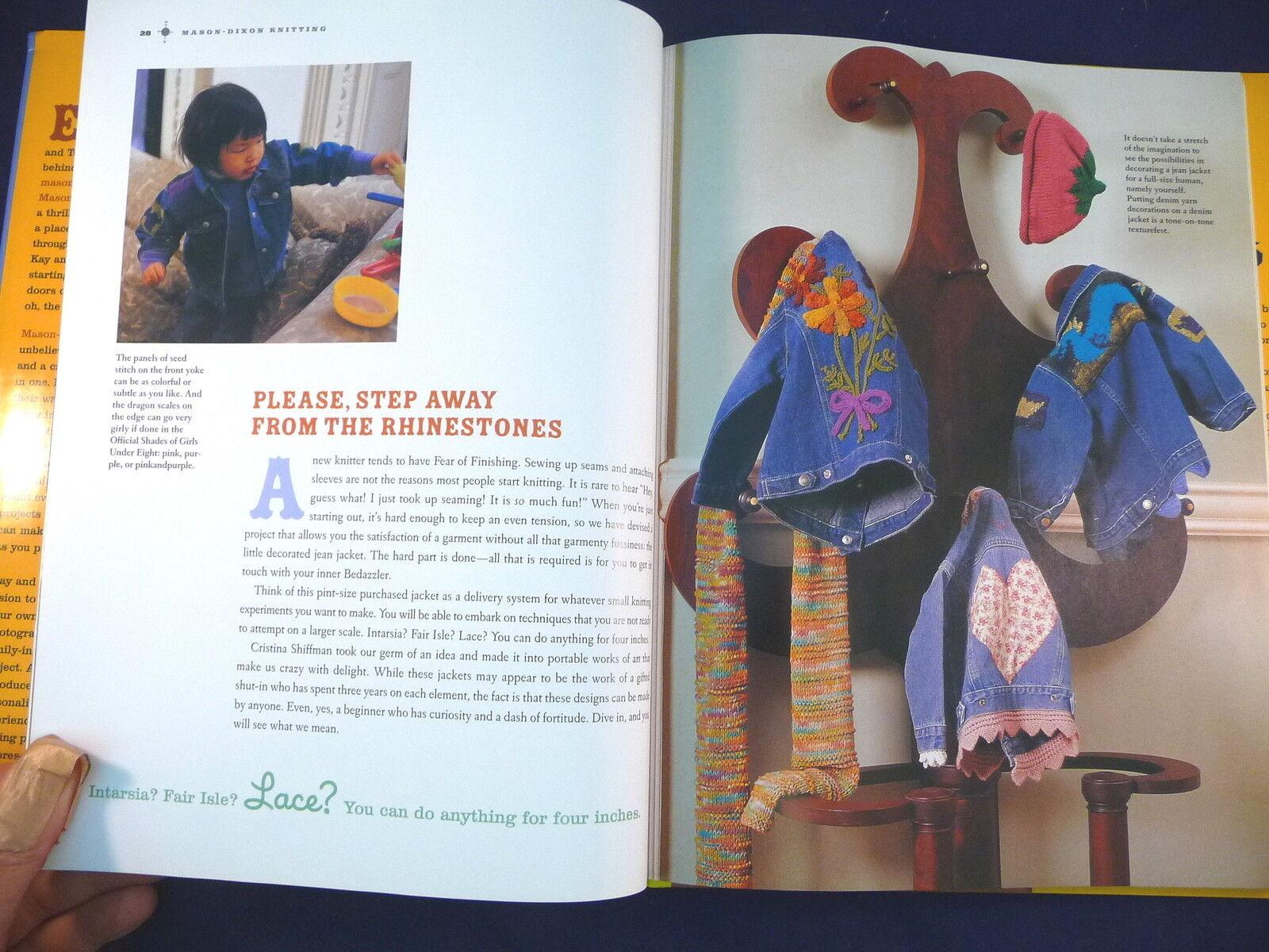 2b9fdc50a386 Mason dixon knitting the curious knitters guide stories jpg 1600x1200 Books  mason dixon tricky patterns
