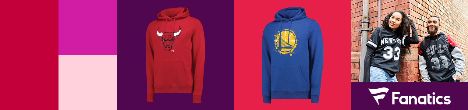 Fanatics - 25% off all NBA products