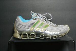 prezzo di fabbrica outlet online metà fuori Adidas A3 Bounce VTG OG 2005 Running Sneaker Multi Grey Blue Women ...