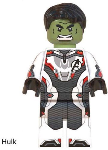 Avengers mossa finale Marvel Hulk Infinity War SUPEREROI Building Blocks Giocattoli Nuovo