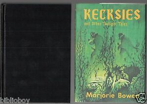 First-Edition-in-Dust-Jacket-of-Kecksies-by-Bowen-Arkham-House-As-New