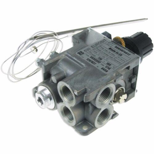 Zanussi Gaz Friteuse Operating Thermostat Valve de contrôle complet de 110-190 Degrés C