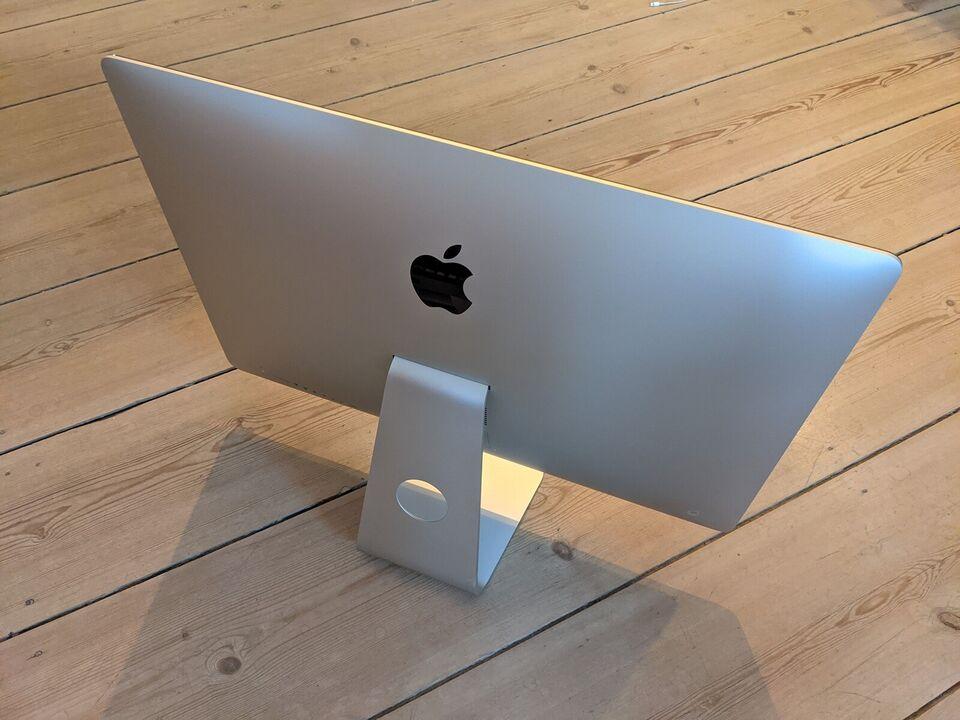 """iMac, 27"""" 2017 512gb SSD, i5 3,4ghz GHz"""