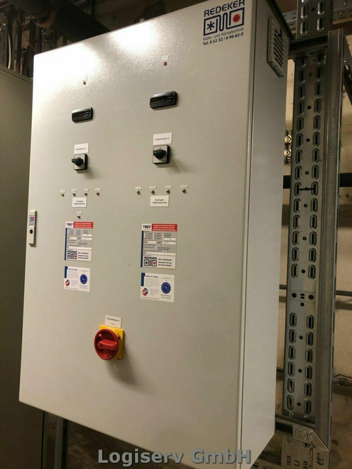 Bild 5 - Kaelteanlage-Kuehlanlage-Verdichter-luftgekuehlt-Axial-Verfluessiger