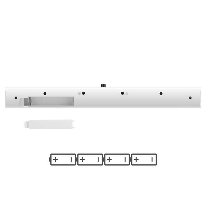 Wireless Receiver Infrared Signal Ray Motion Sensor Bar for Wii Console Remote