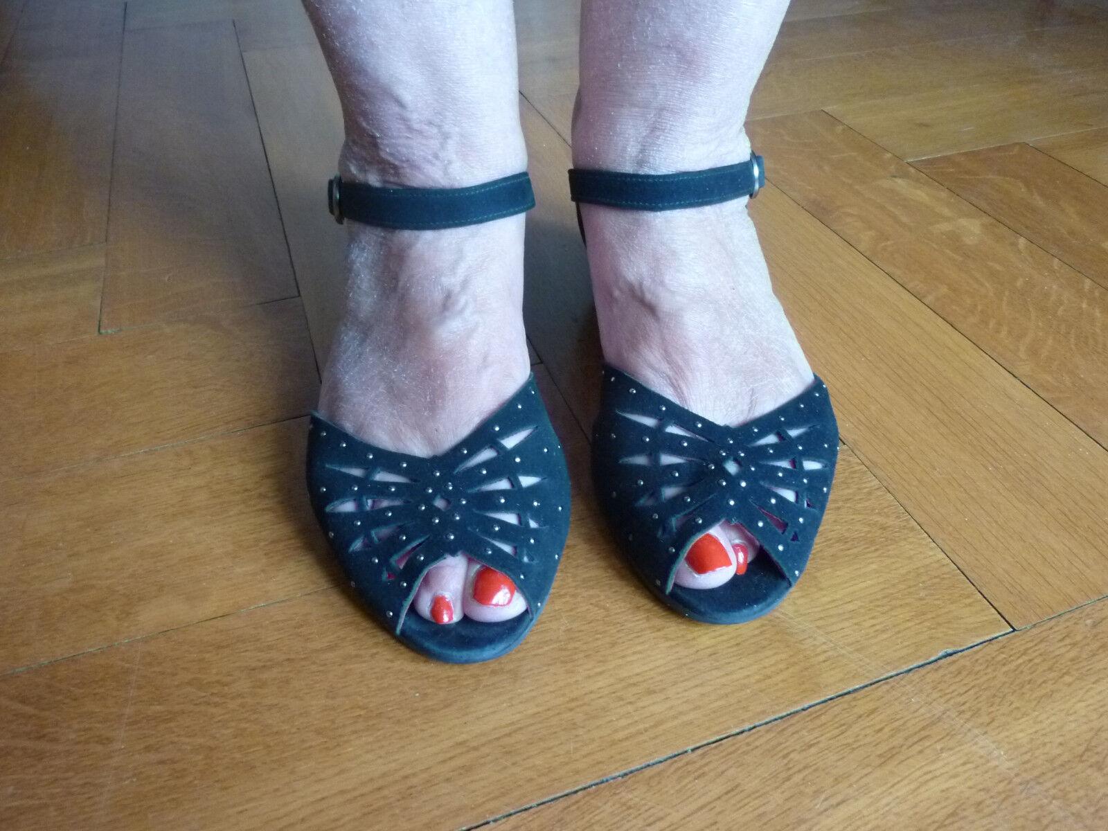Gabor señora sandalias talla 38