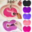 Silicone-Makeup-Brush-Cleaner-Washing-Scrubber-Board-Cosmetic-Cleaning-Mat-Pad thumbnail 1