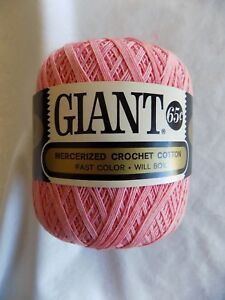 Pink-American-Thread-Co-Giant-Mercerized-Crochet-Cotton-550-yds