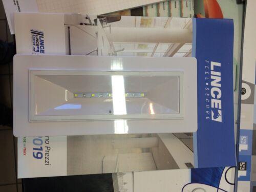 LAMPADA DI EMERGENZA LINCE DIVA 5137-HPDVSE110242 LAMP STD 11W 2h SE 140lm IP42