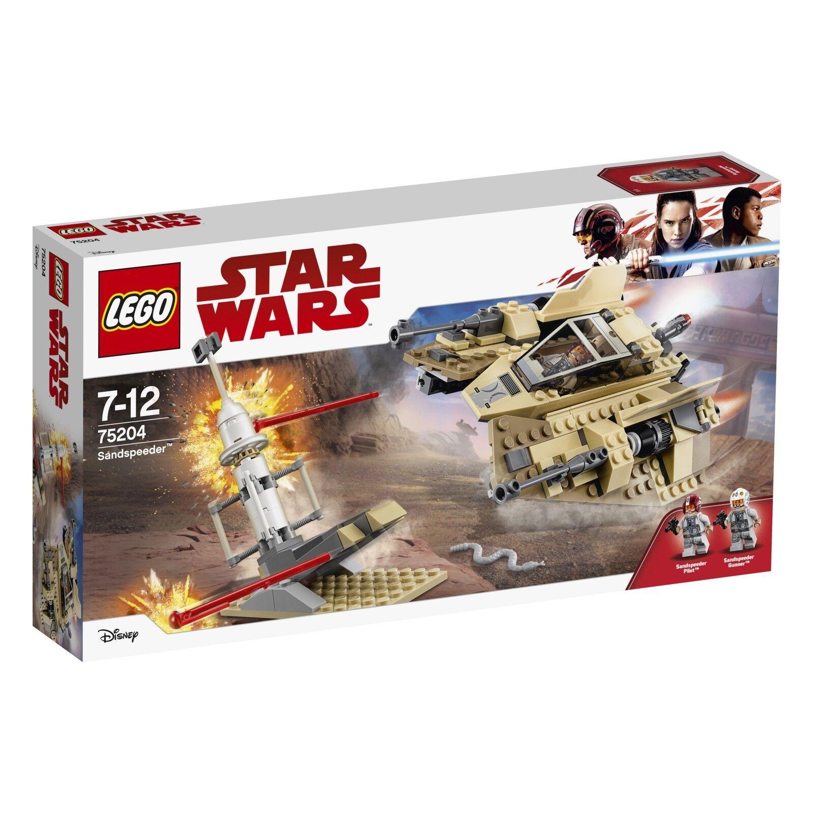 LEGO ® Star Wars ™ 75204 sandspeeder ™ NUOVO OVP NEW MISB NRFB